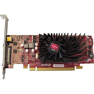 Jaton 1GB Plug-in Card Radeon HD 6570 Graphic Card
