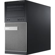 Dell™ Optiplex™ 9020 Mini Tower Desktop Computer, Intel® Quad Core™ i5-4570 3.2 GHz 500GB HDD