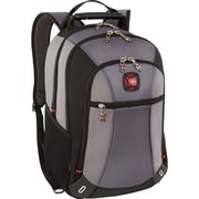 Wenger® SKYWALK DX 16 Laptop Backpack With Tablet Pocket, Gray