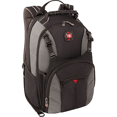 Wenger® SHERPA DX 16in. Laptop Backpack, Gray