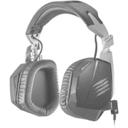 Mad Catz® F.R.E.Q.3 Over-The-Head Stereo Gaming Headset, Black