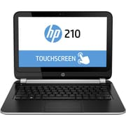 HP 210 G1 - 11.6 - Core i3 4010U - Windows 8.1 Pro 64-bit - 4 GB RAM - 500 GB HDD