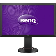 BenQ RL Series 24 Full HD Widescreen LED-LCD Monitor, Black/Red