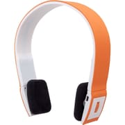 Manhattan® Over-The-Head Freestyle Wireless Headphone, Orange