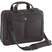 "Targus® Eclipse 15.6"" Meridian II Toploading Laptop Case, Black"