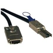 Tripp Lite® 6.56' SFF Male/SFF Male External SAS Cable, Black