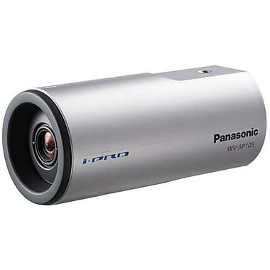 Panasonic WV-SP105 Wired HD Network Camera, Gray