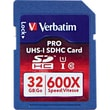 Verbatim® PRO 32GB Secure Digital High Capacity (SDHC) Memory Card