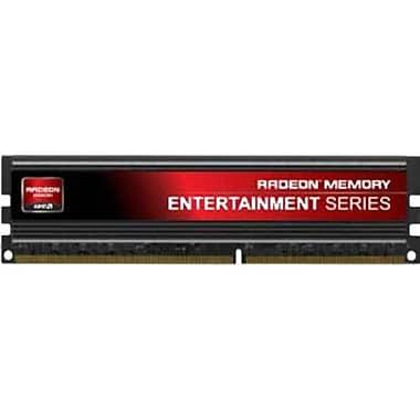 AMD Radeon Entertainment 8GB (1 x 8GB) DIMM (240-Pin SDRAM) DDR3 1600 (PC3 12800) Memory Module