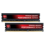 AMD Radeon Performance 8GB (2 x 4GB) DIMM (240-Pin SDRAM) DDR3 1866 (PC3 14900) RAM Module