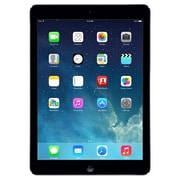 Apple® iPad Air 9.7 128GB iOS 7 AT&T Tablet, Space Gray