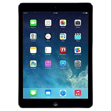 Apple® iPad Air 9.7in. 64GB iOS 7 Sprint Nextel Tablet, Space Gray
