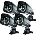 Night Owl CAM-4PK-724 1/3in. CMOS Indoor/Outdoor Security Camera