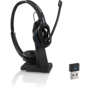 Sennheiser MB Pro Over-The-Head 2 UC Bluetooth Single Sided Headset With Dongle