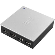 Siig® 4 Port USB Power Charger For iPad/iPod/iPhone
