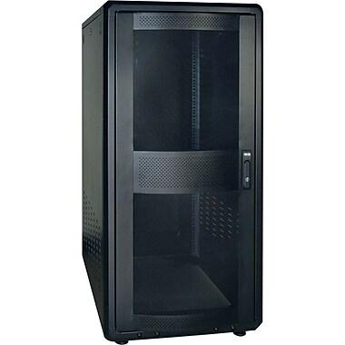 Tripp LiteMD SmartrackMC – Cabinet pour support à boîtier de serveurs 25U, avec absorbeurs de choc