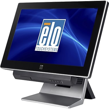 ELO C3 19in. LED All-in-One Desktop Computer With AccuTouch Technology, Dark Gray