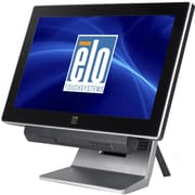 ELO C2 22 LED All-in-One Desktop Computer With iTouch Technology, Dark Gray