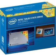 Intel® 530 Series 120GB 2.5 SATA MLC Internal Solid State Drive, Retail Pack