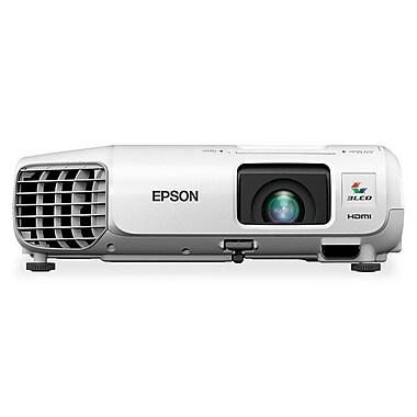 Epson® PowerLite S17 LCD Projector, 2700 Lumens