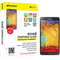 Amzer® Kristal™ Tempered Glass HD Screen Protector For Samsung Galaxy Note 3, Transparent