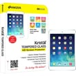 Amzer® Kristal™ Tempered Glass HD Screen Protector For iPad Air, Transparent