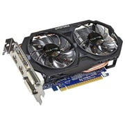 GIGABYTE™ 2GB Plug-in Card 1033 MHz GeForce GTX 750 Ti Graphic Card