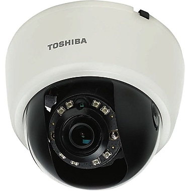 Toshiba IK-WD05A 1/2.7in. CMOS Wide Angle Indoor IP Mini Dome Network Camera