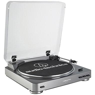 Audio-Technica® LP to Digital Record Turntable, 33.33/45 RPM