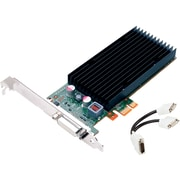 PNY® NVIDIA Quadro NVS 300 GPU 512 MB 64-Bit DDR3 Memory Low Profile And Flexible Video Card