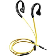 Jabra  Sport In-Ear Stereo Headset with On-Cable Microphone, Yellow/Black