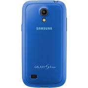 Samsung Hard Plastic Protective Cover For Galaxy S4 Mini, Light Blue