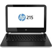 HP 215 G1 - 11.6 - A series A4-1250 - Windows 7 Home Premium 64-bit - 4 GB RAM - 320 GB HDD