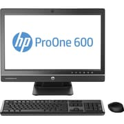 HP® ProOne 600 G1 All-in-One Computer, Intel Core i7-4770S Quad Core 3.1 GHz