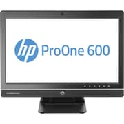 HP® ProOne 600 G1 All-in-One Computer, Intel Pentium G3420 Dual Core 3.2 GHz