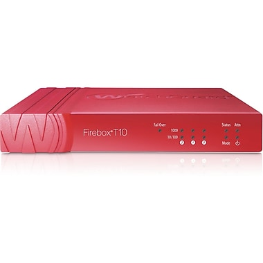 WatchGuard® WGT10000-US Firebox T10 Network Security Firewall Appliance