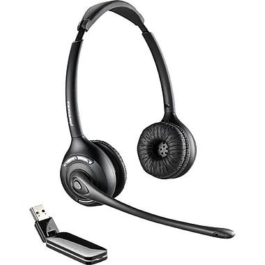 Plantronics® Savi W410-M Over-The-Head Monaural Headset