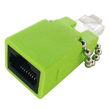 Shaxon MATECFM-MG-B Gigabit Crossover Adapter, Light Green