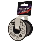Shaxon 100' Solid Copper 18 AWG Wire On Spools