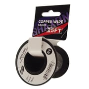 Shaxon 25' Solid Copper 18 AWG Wire On Spools