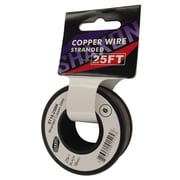 Shaxon 25' Stranded Copper 18 AWG Wire On Spools