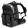 Naneu Laptop Military Ops Large Backpack; Black