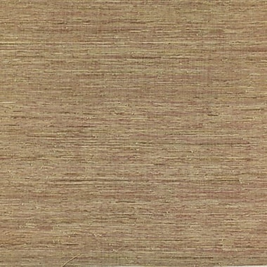 Inspired By Color™ Grasscloth Dong Sung Grasscloth Wallpaper, Red