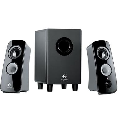 Logitech – Enceinte acoustique de 30 W Rms Z323 2.1