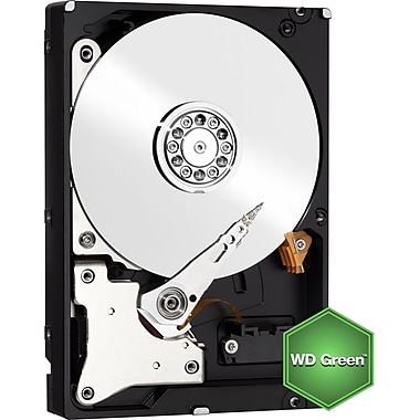 WD® Caviar Green™ 1TB 3.5in. SATA/600 Desktop Internal Hard Drive