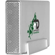 MicroNet® Fantom Drives GreenDrive 4 TB Quad Aluminum External Hard Drive (GD4000Q)