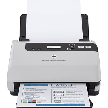 HP® Scanjet Enterprise Flow 7000 s2 Corded Sheet-Feed Scanner