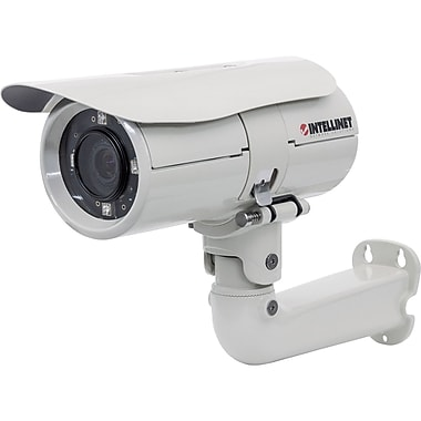 INTELLINET™ IBC-667IR Outdoor Night Vision 2 Megapixel HD Network Camera