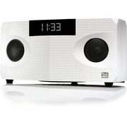 Palo Alto Rhombus Bluetooth Wireless 24 Bit Speaker System, White