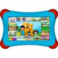 Visual Land® Prestige Pro FamTab 7in. 8GB Android 4.2 Tablet With Safety Bumper, Blue